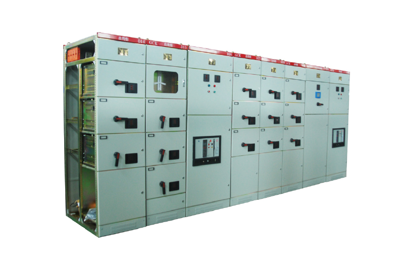 Low voltage AC withdrawable switchgear