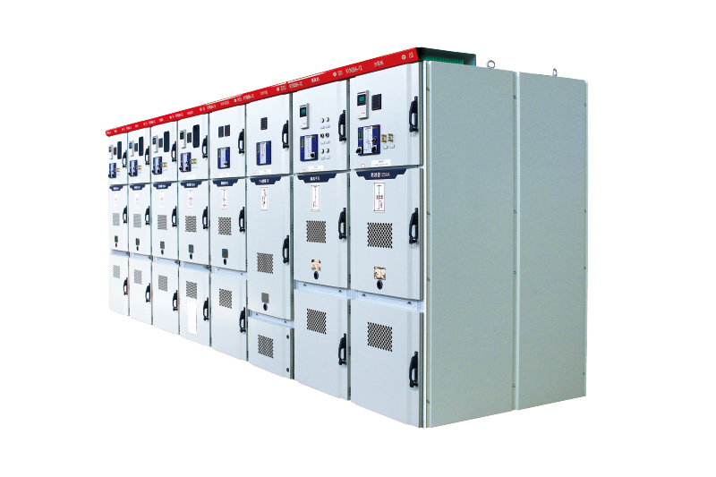 Metal-clad removable AC enclosed switchgear